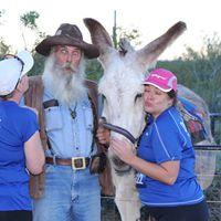 Prospector and Donkey